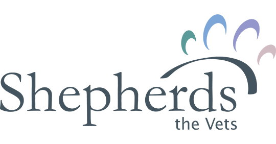 Shepherds the Vets logo image