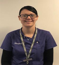 Leanne Allsop – Head Receptionist