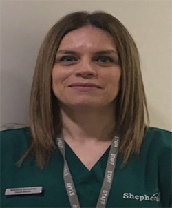 Rebecca Humphrey (RVN) – Head Nurse