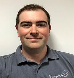 TJ Davies – Maintenance Manager